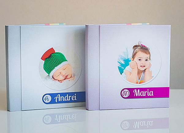 albume mini fotocarte de la minialbum.ro