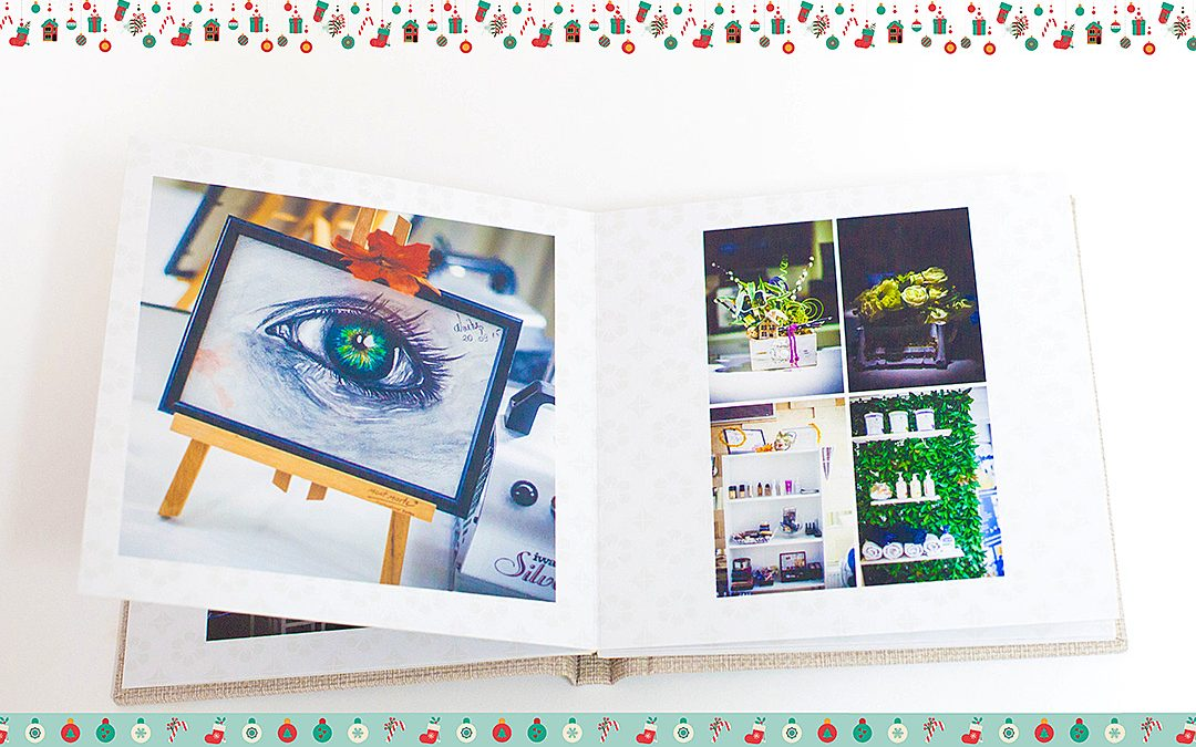 Imagini din interiorul albumelor noastre