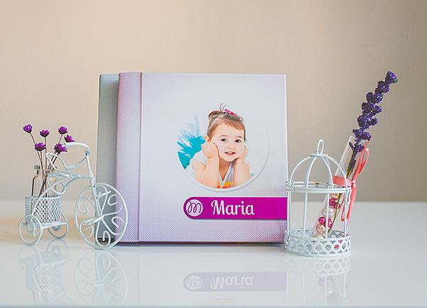album foto carte digital personalizat pentru fete