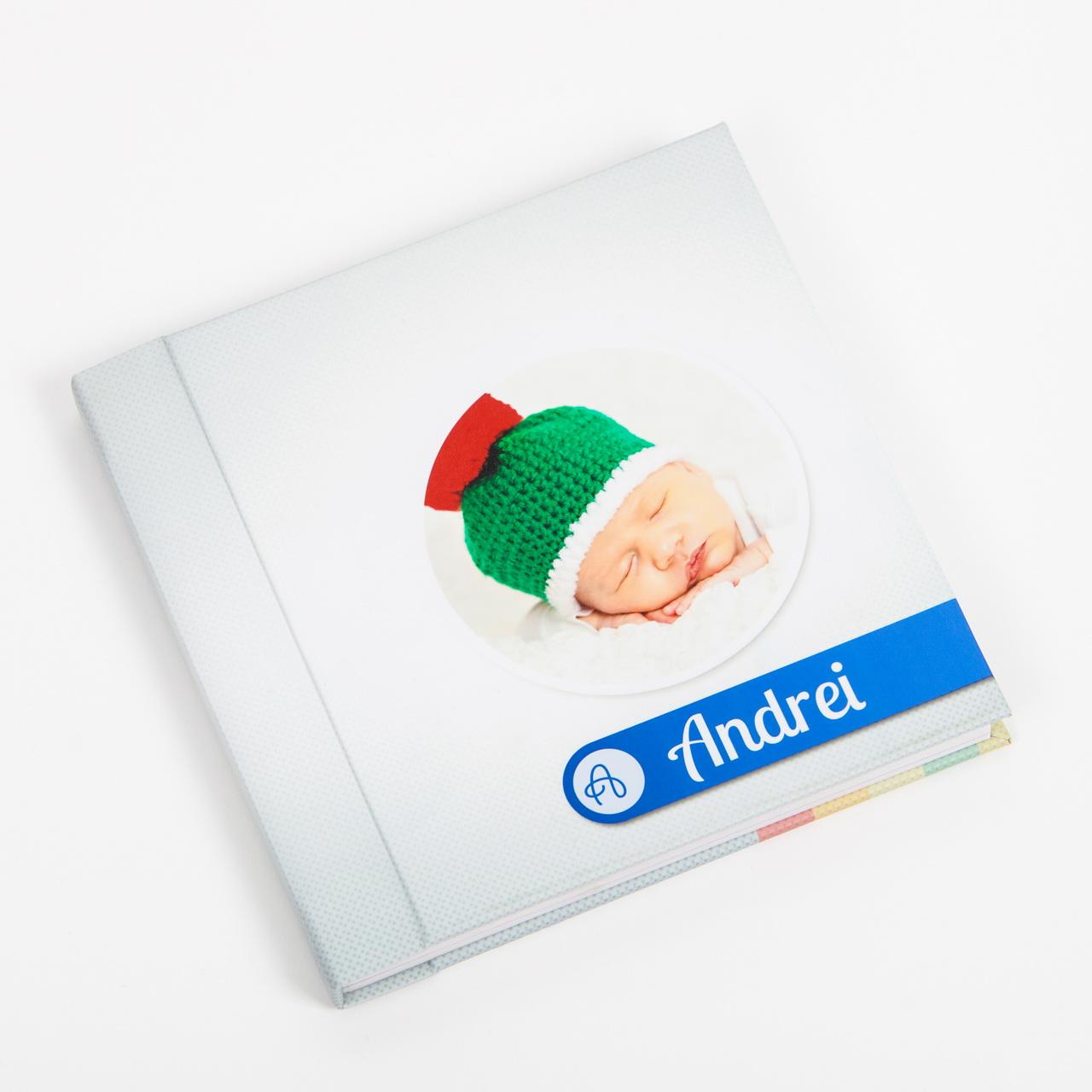 album foto carte personalizat online pentru baieti