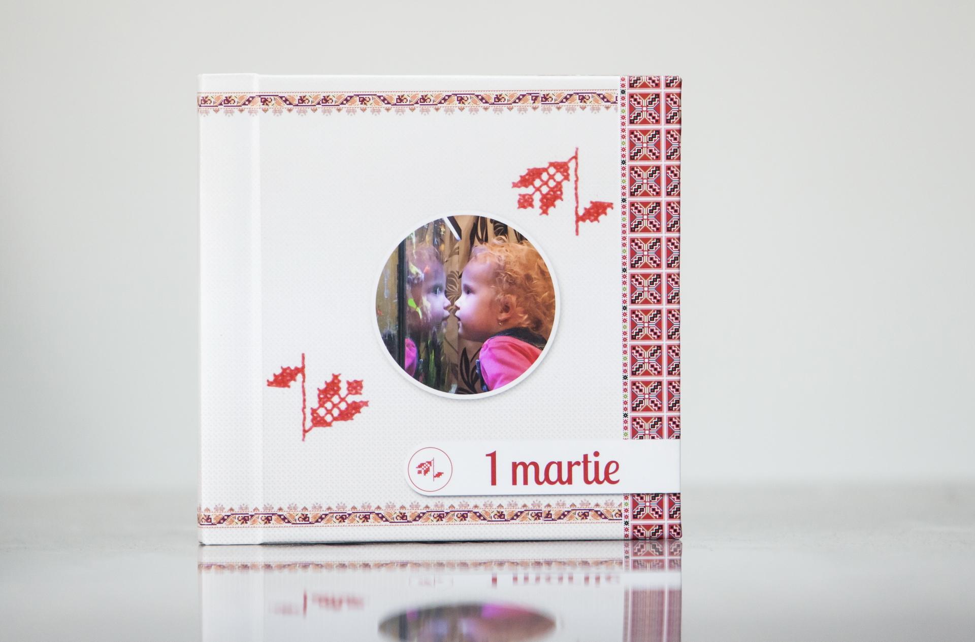 fotocarte minialbum de primavara