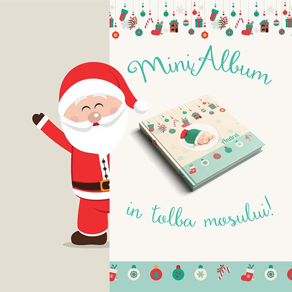 Album cadou in tolba mosului pentru cei dragi