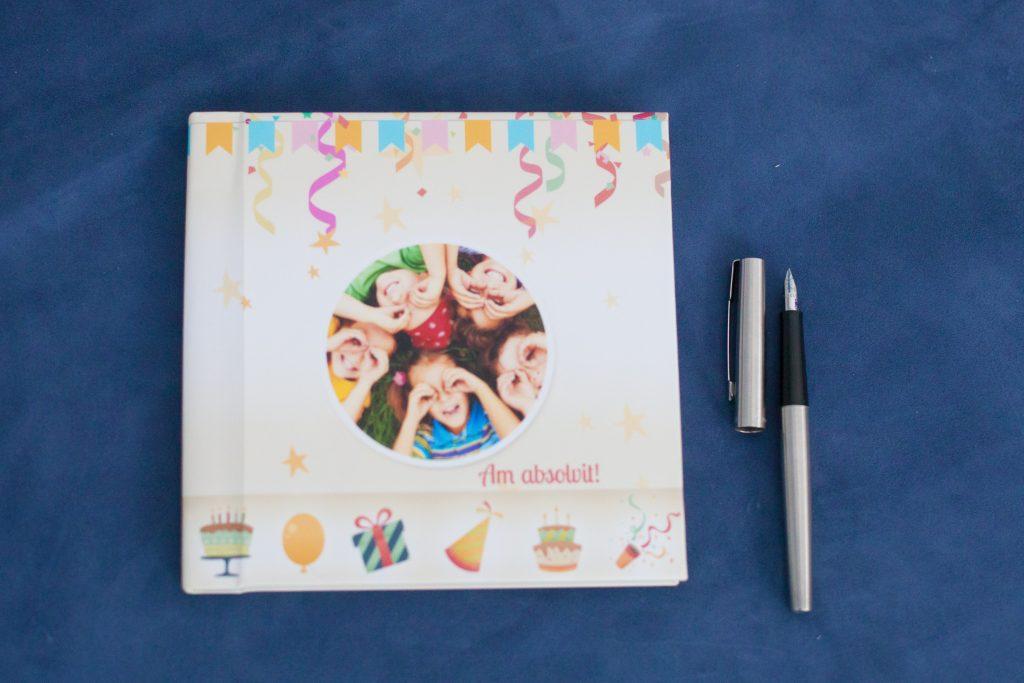 album fotocarte pentru copii