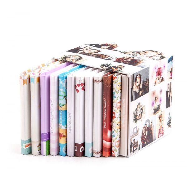 cutie pentru albumele MiniAlbum