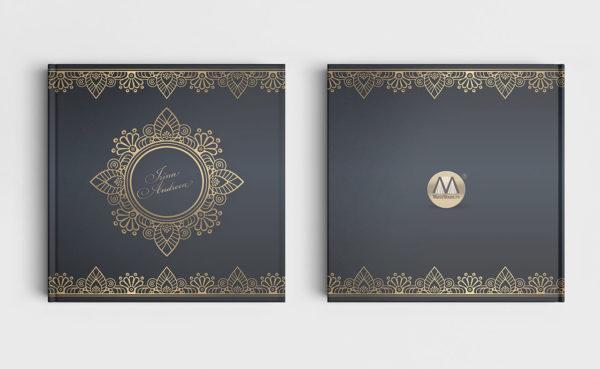 coperta maxi gold de la minialbum.ro