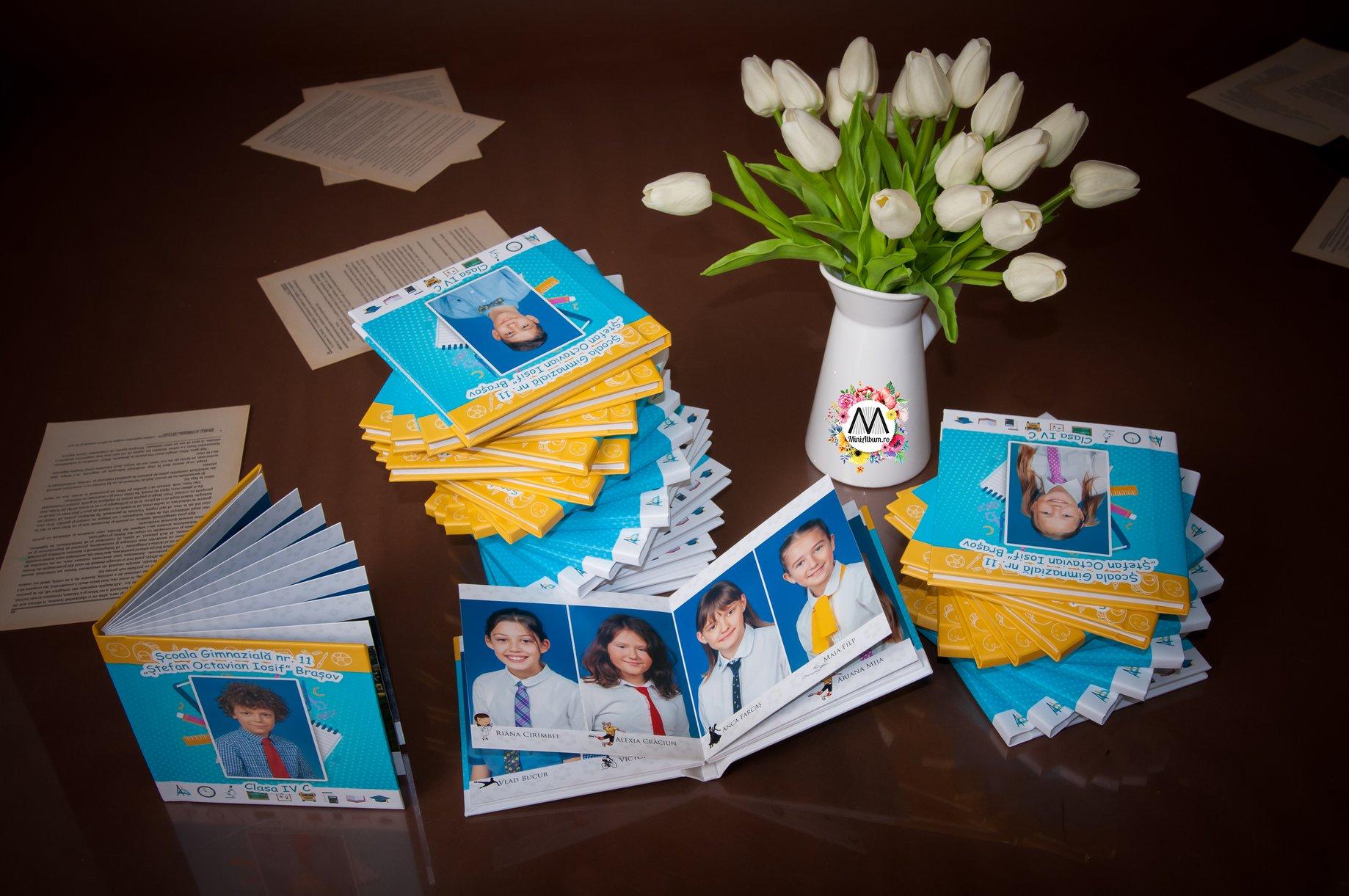 albume fotocarte de absolvire