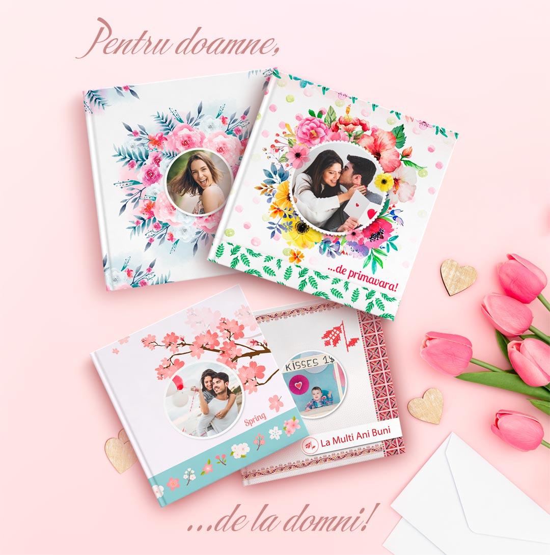 albume fotocarte cadou de martie